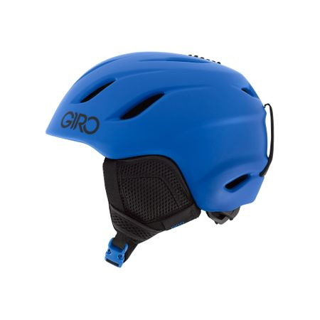Giro Nine Jr Mat Blue M (55,5-59cm)