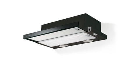 Faber vgradna kuhinjska napa Flexa Glass Lux BK A60