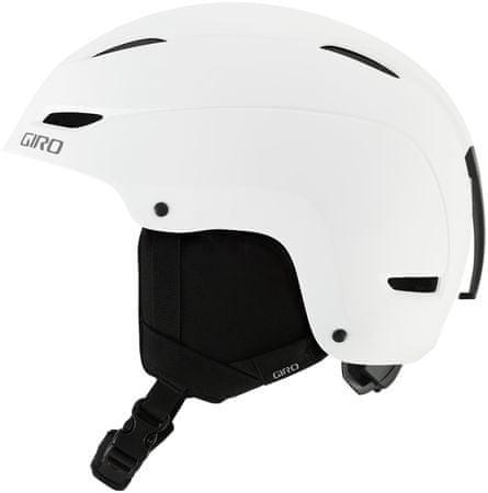 Giro Ratio sisak matt fehér S (52-55,5 cm)