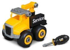 Nikko CAT stavebnice - servisní vůz