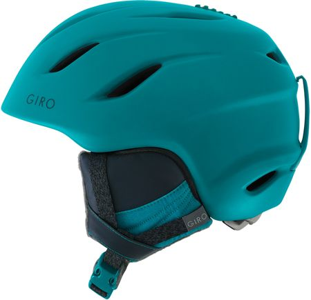 Giro ženska smučarska čelada Era, mat modra, 55,5-59 cm