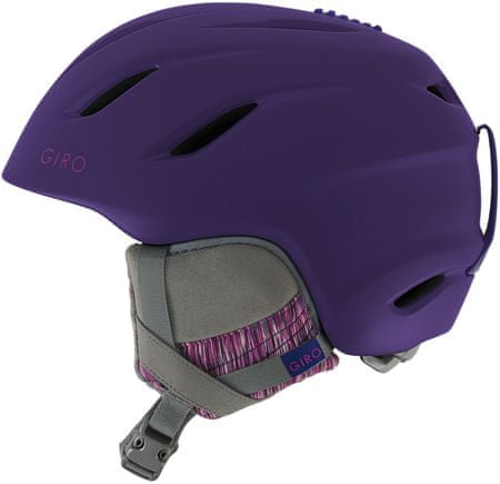 Giro Era Matte Purple S (52-55,5 cm)
