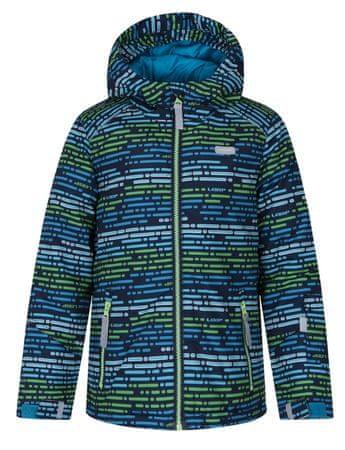 Loap otroška zimska jakna Zengo, zelena, 122-128