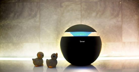Duux Sphere Black