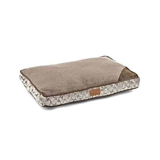 Akinu legowisko poduszka Bronz, prostokąt