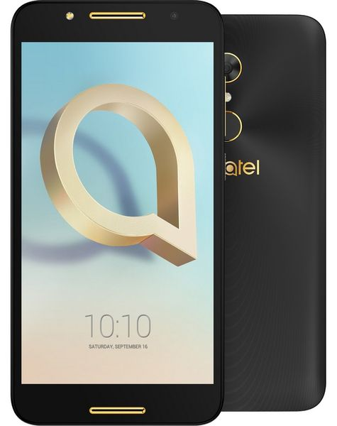Alcatel A7 5090Y Metallic Black