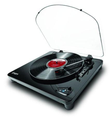 iON Air LP, čierna