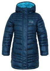 Loap otroška zimska jakna Urzika, modra