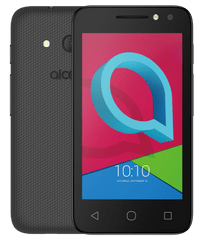 Alcatel U3, 4049D, Volcano Black