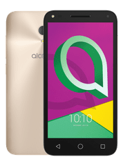 Alcatel U5, 3G PREMIUM (4047F), Metallic Gold