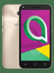 Alcatel U5, 3G PREMIUM (4047F), Metallic Gold