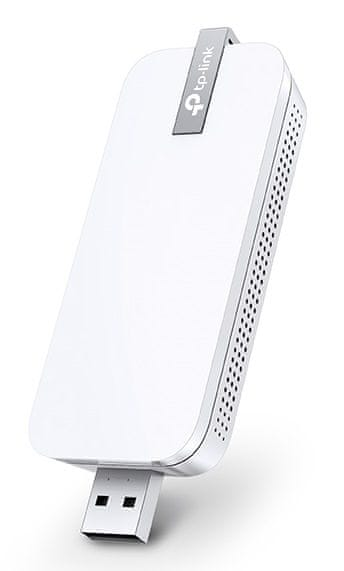 TP-Link USB WiFi range extender, bílý (TL-WA820RE)