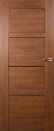 VASCO DOORS Interiérové dveře PORTO plné, model 1, Bílá, D