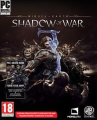 Warner Bros Middle-Earth: Shadow of War / PC