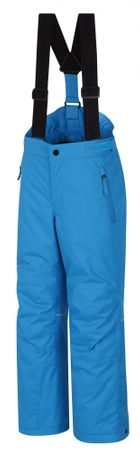 Hannah otroške smučarske hlače Amidala JR II, modre, 128