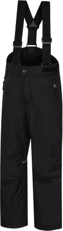 Hannah otroške smučarske hlače Amidala JR II, črne, 128