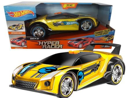 Hot Wheels Hyper Racer - Quick N Sik