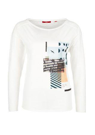 s.Oliver S. Oliver női póló 42 tejfölszín