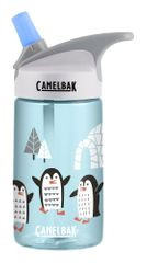 Camelbak butelka Eddy Kids 0,4L Playful Penguins