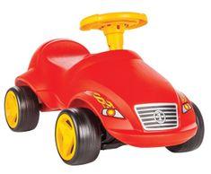 Pilsan FAST CAR, piros