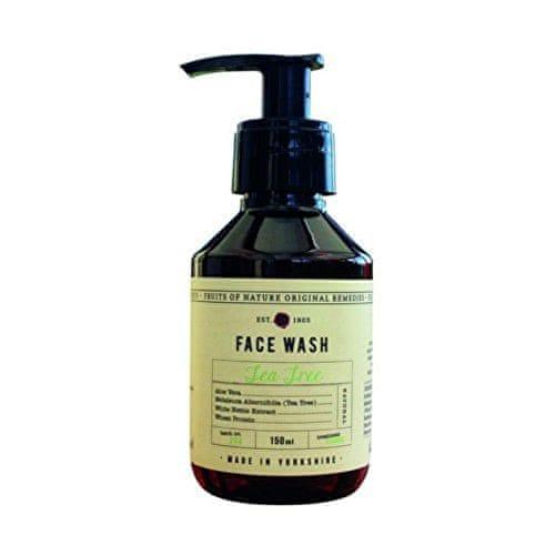 Fikkerts Jemný mycí gel na obličej Tea Tree (Face Wash) 150 ml