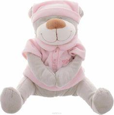 Babiage Doodoo medvedek, roza