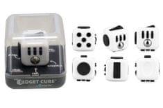 Zuru kocka Fidget Cube, črno-bela