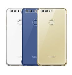 Honor PC Case Cover, Honor 8 Pro, čirý