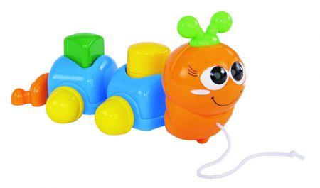 SIMBA gąsienica, pomarańczowa