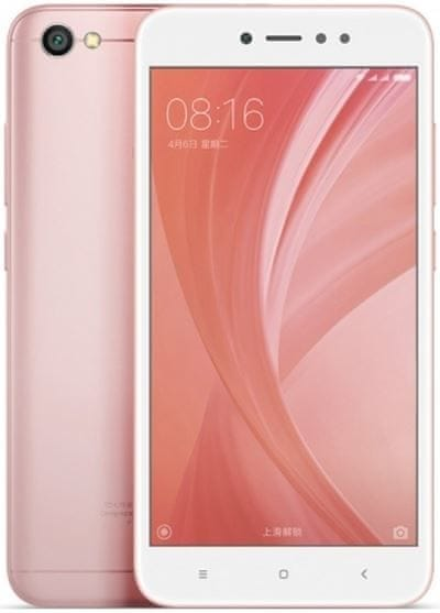 Xiaomi Redmi Note 5A Rose Gold 2GB/16GB Global Version