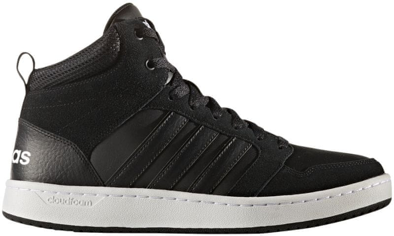 Adidas CF Super Hoops Mid Core Black/Core Black/Crystal White 46.7