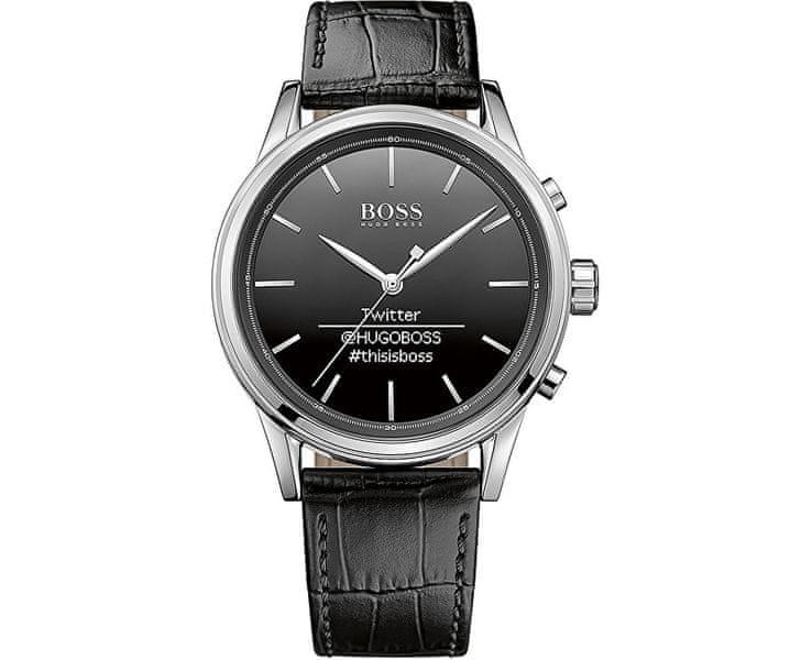 Hugo Boss Chytré hodinky Black Smartwatch 1513450