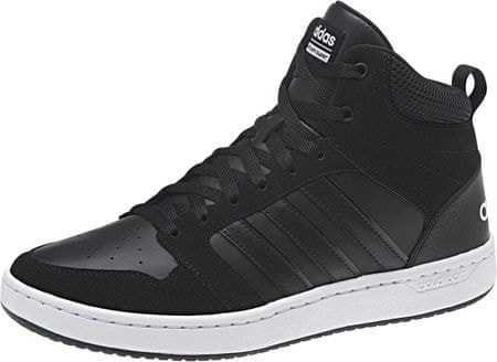 Adidas CF Super Hoops Mid Core Black Core Black Crystal White 42.7 ... 8343ce752c