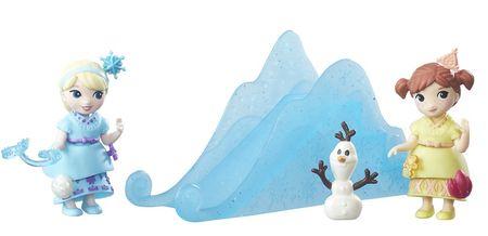 Disney Frozen tématický set Snow Sisters