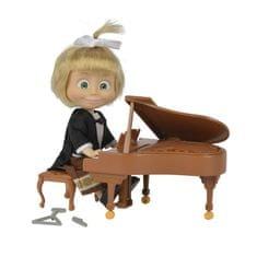SIMBA Masza i Niedźwiedź - Masza z fortepianem