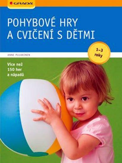 Pulkkinen Anne: Pohybové hry a cvičení s dětmi od 1-3 let