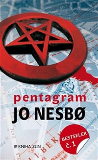 Nesbo Jo: Pentagram - brož.