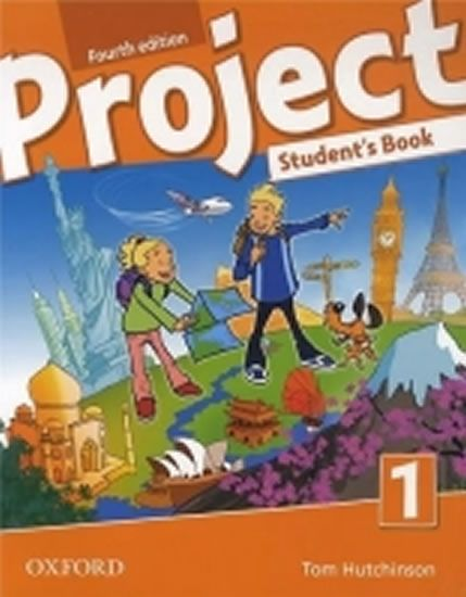 Hutchinson Tom: Project Fourth Edition 1 Student´s Book (International English Version)
