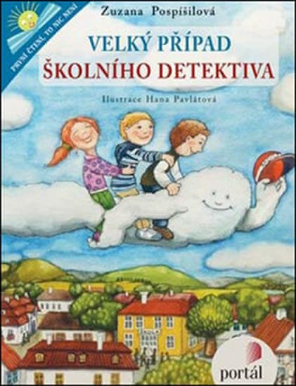 Pospíšilová Zuzana: Velký případ školního detektiva