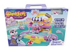 Zuru hrčji set Hamsters 2 s supermarketom