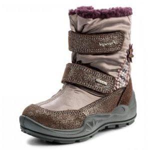 Primigi dívčí zimní obuv 27 hnědá