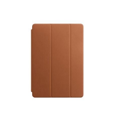 Apple Bőr Smart Cover 10,5 hüvelykes iPad Pro-hoz, Vörösesbarna (mpu92zm/a)