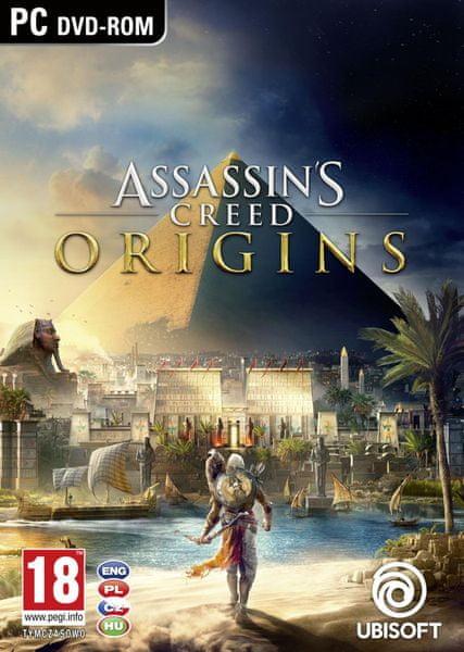 Ubisoft Assassin's Creed: Origins / PC