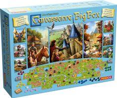 Mindok Carcassonne - Big Box 2017