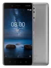 Nokia 8, 4GB/64GB, Single SIM, Steel