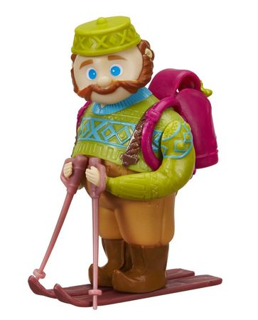 Disney Frozen Mini figurka - Oakens ski trip