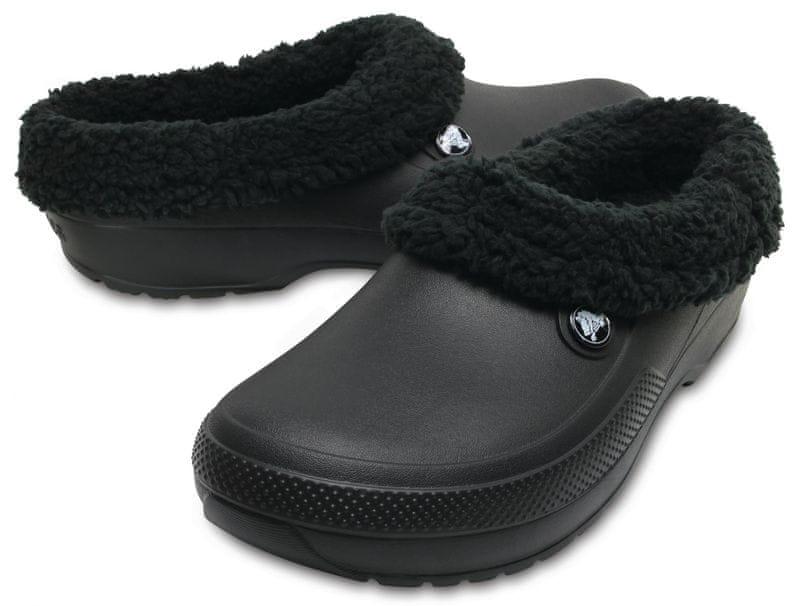 92a71f6f4 ... 2 - Crocs Classic Blitzen III Clog Black Black 42
