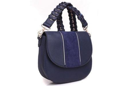 Bessie London ženska torbica tamno plava