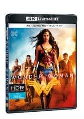 Wonder Woman (2 disky) - Blu-ray + 4K ULTRA HD