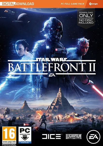 EA Games Star Wars Battlefront II / PC